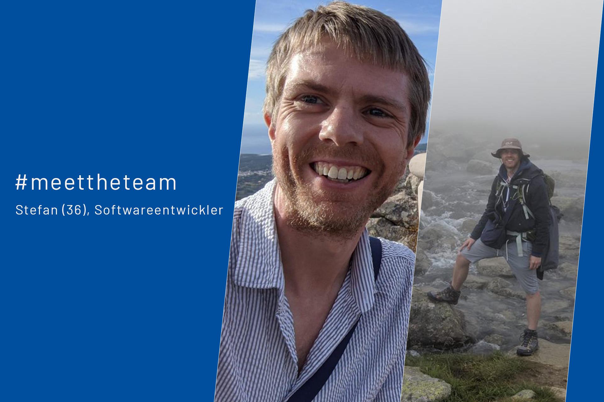 Vom Norden in den Süden Deutschlands: unser Softwareentwickler Stefan Glatz!